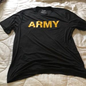 Other - Army gym t shirt